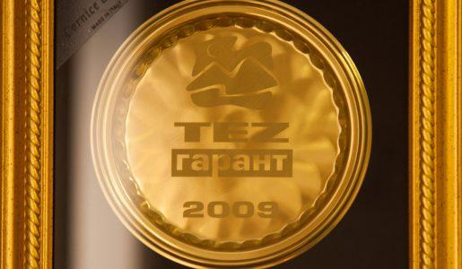 TEZ Гарант 2009 — Виста Челябинск